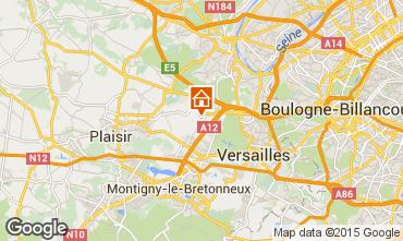Mapa Versailles Casa rural 15412