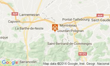 Mapa  Casa rural 107224