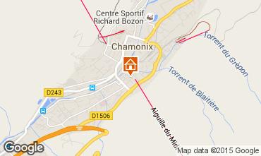Mapa Chamonix Mont-Blanc Estudio 67211