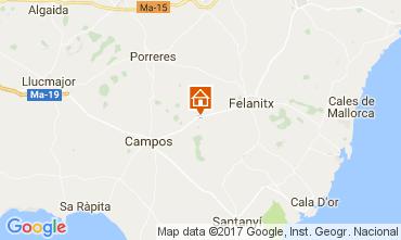 Mapa Campos Villa 111379