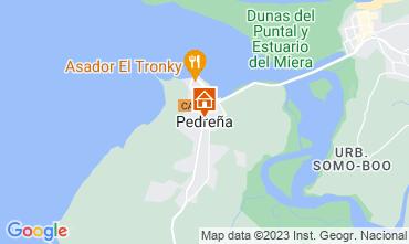 Mapa Santander Casa rural 113418