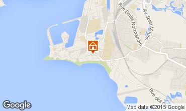 Mapa La Rochelle Apartamento 83787