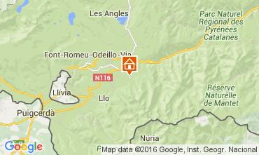 Mapa Saint Pierre - Dels - Forcats - Cambre Alojamiento ins�lito 105522