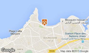 Mapa Casablanca Apartamento 73511