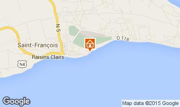 Mapa Saint Francois Apartamento 68788