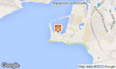 Mapa La Rochelle Apartamento 82834