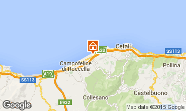 Mapa Cefal� Apartamento 85238