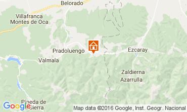 Mapa Burgos Casa 107310