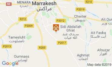 Mapa Marruecos Villa 119414