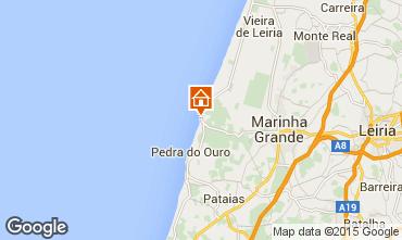 Mapa São Pedro de Moel Casa 85021