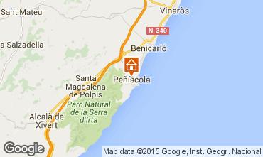 Mapa Peñíscola Villa 66790