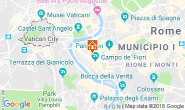 Mapa Roma Apartamento 116748