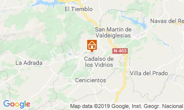 Mapa Móstoles Villa 117755