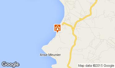 Mapa Sainte Anne (Martinique) Estudio 97684