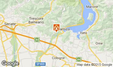 Mapa Sarnico Apartamento 37777
