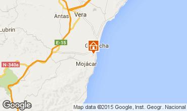 Mapa Moj�car Apartamento 100249
