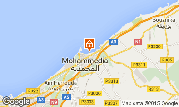 Mapa Mohammedia Apartamento 73277