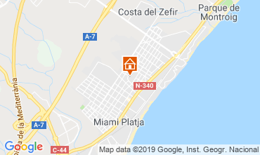 Mapa Miami Playa Villa 67008