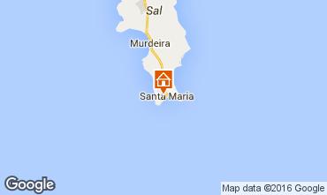 Mapa Santa Maria Apartamento 72314