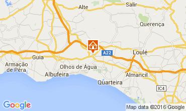Mapa Vilamoura Villa 102786