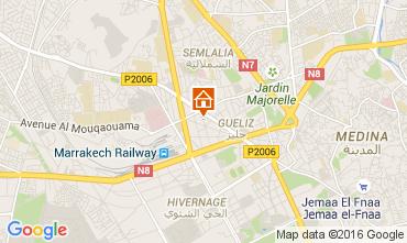 Mapa Marruecos Apartamento 105707