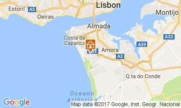 Mapa Lisboa Villa 65732