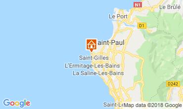 Mapa Saint Gilles Casa 117515