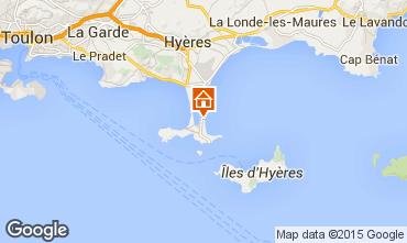 Mapa Hyères Estudio 5771