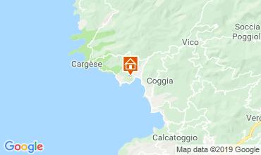 Mapa Sagone Villa 114958