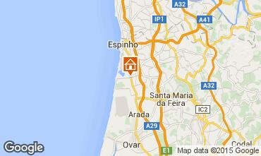 Mapa Oporto Apartamento 86422