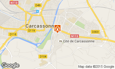 Mapa Carcassonne Casa 99319