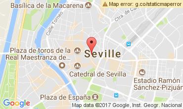 Mapa Sevilla Apartamento 111431