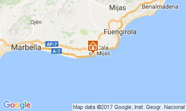 Mapa Mijas Apartamento 89899