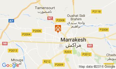 Mapa Marruecos Villa 56259