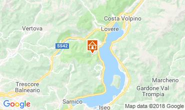 Mapa Riva di Solto Apartamento 113416