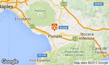 Mapa Pompei Apartamento 42011