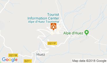 Mapa Alpe d'Huez Estudio 66809