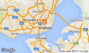 Mapa Lisboa Apartamento 91900