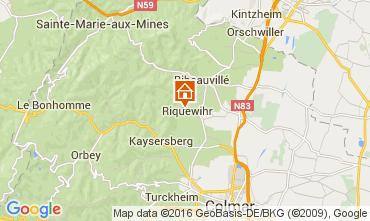 Mapa Riquewihr Apartamento 103935