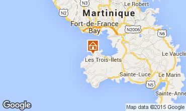 Mapa Trois Ilets Apartamento 95676