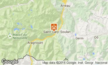 Mapa Saint Lary Soulan Estudio 4422