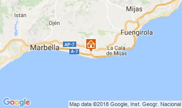 Mapa Marbella Villa 115319