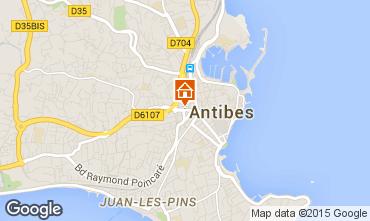 Mapa Antibes Estudio 5485