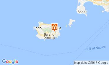 Mapa Barano d'Ischia Apartamento 108946