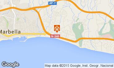 Mapa Marbella Villa 64364