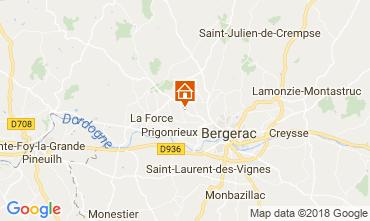 Mapa Bergerac Casa 94254