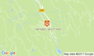 Mapa Méribel Estudio 112034