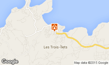 Mapa Trois Ilets Apartamento 63028