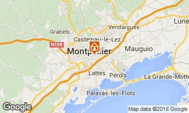 Mapa Montpellier Estudio 102338