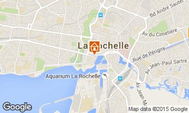 Mapa La Rochelle Apartamento 84130